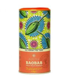 Sprinkle Baobab Fruit powder over some natural greek yoghurt and add some nuts. Tastes divine :)  One of the highest forms of antioxidants, rich in Vitamin C and a great source of Fibre.