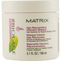 AGE REJUVENATING MASQUE FOR STRENGTH AND SHINE 5.1 OZ -- Read more details by clicking on the image. #hairdiva