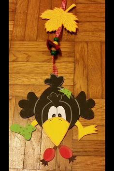 Easy Fall Crafts, Diy And Crafts, Crafts For Kids, Paper Crafts, Eagle Craft, Non Toy Gifts, Fun Activities For Kids, Autumn Trees, Fall Season