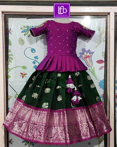 Pretty Dresses For Kids, Stylish Dresses For Girls, Gowns For Girls, Frocks For Girls, Dresses Kids Girl, Baby Girl Frocks, Girls Dresses Sewing, Girls Frock Design, Long Dress Design