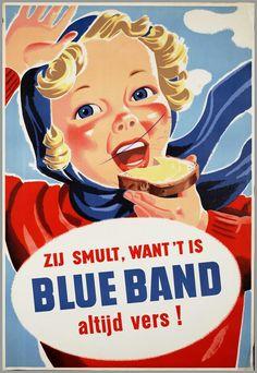 Voor Blue Band 1947