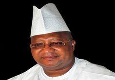 Davidos Uncle And Serving Nigerian Senator Isiaka Adeleke Dies At 62