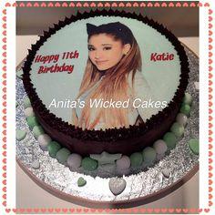 https://flic.kr/p/GB7ZUb | 1915795_1355184617840378_8977307472101808725_n | Ariana Grande cake