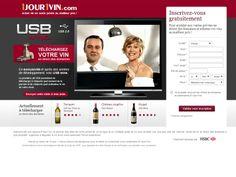 """Eigentlich machen wir keine Werbung für die Konkurrenz, aber das hier ist so """"extraordinaire""""! Schaut es Euch an - wir wollen es haben!  http://www.usbwine.com/"""