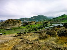 Taiwan Travel: Beautiful Landscape of Yehliu | Wandering Fel