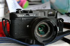 number eight The Leica M4-2  with 85mm and 35mm