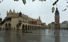 Krakauer Hauptmarkt