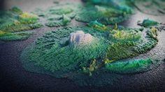 Abstract Landscapes Digital Manipulations – Fubiz Media