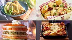 Una cena o postre perfecto: Crepes para todos los gustos