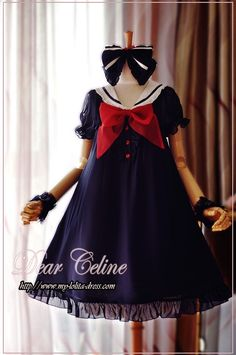 Dear Celine ~Lolita Outfits~ Collection, Get the ★~most up-to-date news~★ from Dear Celine here >>> http://www.my-lolita-dress.com/dear-celine-lolita