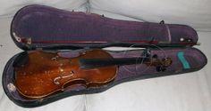 Copy of Antonio Stradivari Violin Violin in case by AFamillyThing, $80.00