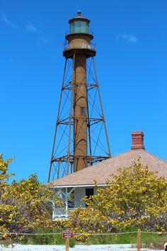 Sanibel Lighthouse, Sanibel Island, FL