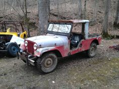 Willys 1956 CJ-6 - Photo submitted by Sam Williams.