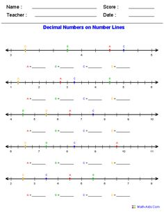 best number line subtraction images  teaching math kindergarten  number line worksheets adding with subtracting with fractions decimals  and mixed numbers