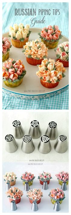 True Blue Me & You: DIYs for Creatives Powdered Food Coloring, Gel Food Coloring, Russian Cake Decorating Tips, Cookie Decorating, Roll Cookies, Iced Cookies, Russian Piping Tips, Russian Cakes, Icing Techniques