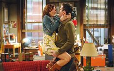 Find out whether your favorite TV couple is one of the best of all time. Lily Aldrin, Marshall And Lily, How Met Your Mother, Tv Couples, Himym, Alyson Hannigan, I Meet You, Movie Quotes, Marshmallow