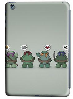 iPad Mini Funny Tmnt Teenage Mutant Ninja Turtles PC Custom iPad Mini Case Cover above the iPad Mini Case http://www.amazon.com/dp/B00M4RW7T4/ref=cm_sw_r_pi_dp_gElEub1E14PVC