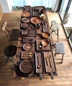 wooden goods.