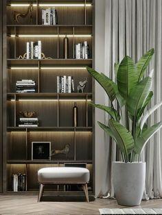 Minimal Bedroom Design, Living Room Designs, Living Room Decor, Modern Entryway, Corsage, Decoration, Villas, Home And Living, Interior Inspiration