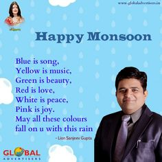 Happy monsoon !!  #Monsoon