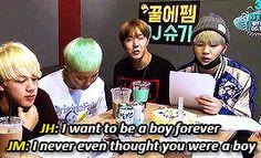 like a missile 🚀 Bts Jin, Bts Bangtan Boy, Jimin, Seokjin, Hoseok, Namjoon, Scene Boys, Emotional Rollercoaster, Bts Funny Moments