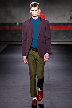 See the complete Acne Studios Fall 2012 Menswear collection.
