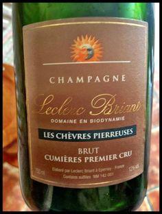 El Alma del Vino.: Champagne Leclerc Briant Les Chévres Pierreuses Brut Cumiéres Premier Cru.