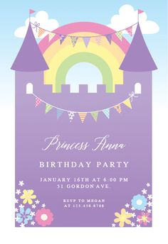 27 Best Online Birthday Invitations Images