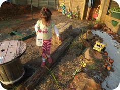 children's garden ideas in backyard