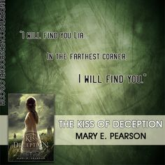 The Kiss of Deception by Mary E Pearson RECOMMENDED READ! Read out review: http://bit.ly/1Ta5790