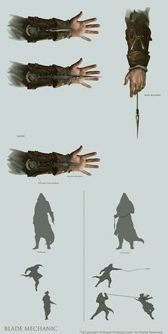 Connors Weapons