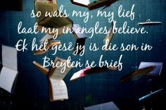 Breyten se brief - Jan Blohm Song Quotes, Funny Quotes, Afrikaanse Quotes, Chalkboard Quotes, Singing, Believe, Lyrics, Poetry, Songs