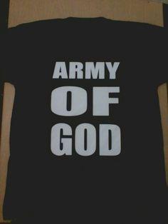 #ArmyOfGod #Indonesia