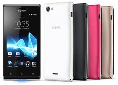 Sony Xperia J: Android 4.1.2 wird ausgerollt