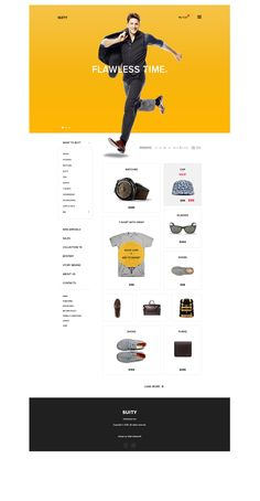 Suity Shop FREE .PSD on Behance