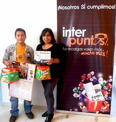 John Atenciao Espinoza Usuario 2924 Canjeo: 3 cajas de Panetones Bounnatale - 1 Masajeador Reductor