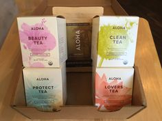 ALOHA Organic Tea and Powdered Coconut Water Review + Free Trial Offer - http://hellosubscription.com/2016/01/aloha-organic-tea-powdered-coconut-water-review-free-trial-offer/ #Aloha