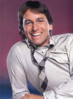 John Ritter - Age: 54 (Undiagnosed Aortic Dissection)I miss him so much :/ John Ritter, Three's Company, Star Wars, Famous Faces, Famous Men, Hollywood Stars, Classic Hollywood, Special People, Celebs