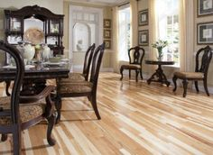 "I love the floor... Bellawood Engineered 1/2''x3"" Natural Hickory Engineered... $5.99/sq.ft."