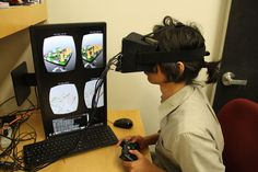 Researchers unveil virtual reality headset that reduces eye fatigue, nausea - http://scienceblog.com/79571/researchers-unveil-virtual-reality-headset-reduces-eye-fatigue-nausea/