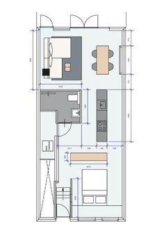 Brochure molendijk oudenhoorn brochures for Plattegrond woning indeling