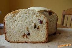 Mazanec z domácej pekárne Sweet Cakes, Bread, Food, Breads, Baking, Meals, Yemek, Sandwich Loaf, Eten