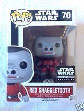 Funko Pop Smuggler's Bounty Red Snaggletooth