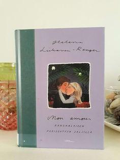 #kirjavinkki  Helena Liikanen-Renger: Mon amour Ranskalaisen parisuhteen jäljillä  kustantaja Atena  Ranskalaisesta tavasta kasvattaa lapsia aiemmin kirjoittanut Helena Liikanen-Renger kertoo nyt millainen on ranskalainen parisuhde. Mielenkiintoinen kirja valottaa eroja suomalaisen ja ranskalaisen kulttuurin välillä, vaikka lopulta jokainen parisuhde on omansa. Mon amour kertoo, millaista on parisuhde rakkauden kielen kotimaassa. Lue myös Maman finlandaise!