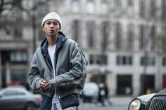 London Fashion Week Men's FW17: Street Style | Highsnobiety