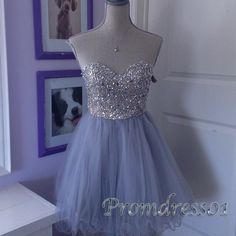 Baby Blue Sweetheart Pretty Cute Girly Homecoming Dresses Pretty Prom Dresses, Cute Homecoming Dresses, Prom Dresses A-Line, Blue Prom Dresses, Prom Dress Homecoming Dresses 2019 Dresses Elegant, Pretty Prom Dresses, A Line Prom Dresses, Tulle Prom Dress, Prom Gowns, Dance Dresses, Cute Dresses, Grad Dresses, Graduation Gowns