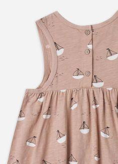 Layla Sailboats Dress