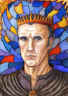 Sad Stannis by S Selene
