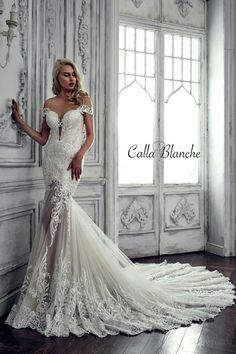 Browse The Calla Blanche Wedding Gown Collection At Fantastic Finds In Lansing Michigan To Find Your Bridal Dress