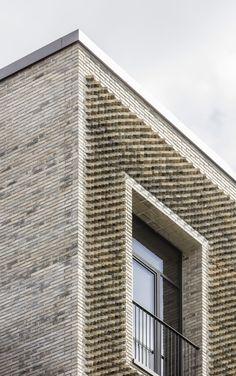 praksis arkitekter / forskerboligerne på  carlsberg byen, københavn